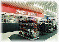 Parts and Service Department at Kirby's SuperSports